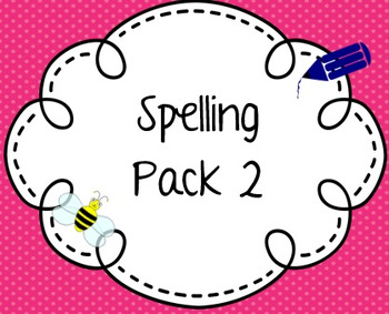 Spelling Pack 2 - apostrophes, homophones, soft 'g', ible