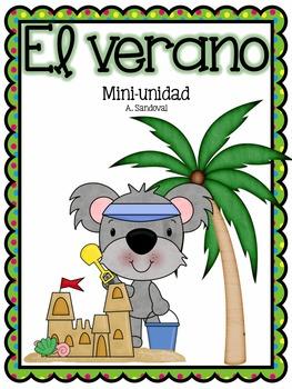 Mini Summer Unit in Spanish