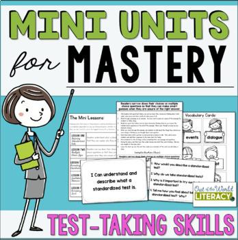 Mini Unit for Mastery- Test Taking Skills