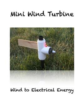 Mini Wind Turbine - Wind Energy to Electrical