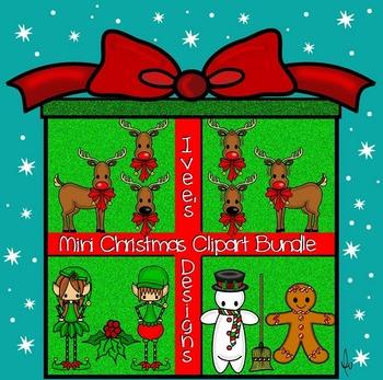 Mini Winter Clipart Bundle