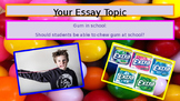Mini Writing Workshop: Introductory Paragraph