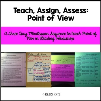 Minilessons to Teach Point of View in Reading Workshop