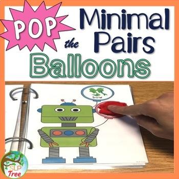 Minimal Pairs Pop the Balloons