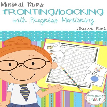 Minimal Pairs for Backing or Fronting