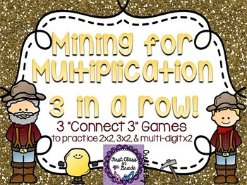 Mining for Multiplication (Double-Digit Multiplication by