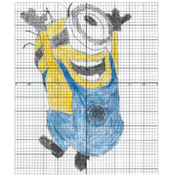 Printables Coordinate Plane Worksheets Middle School minion bee do coordinate plane graphing activity by middle school activity