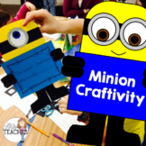 Minion Craftivity