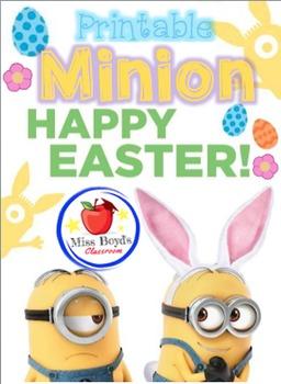 Minion Easter