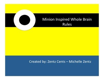 Minion Inspired Whole Brain Teaching Rules