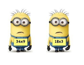 Minion Multiplication