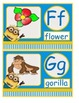 Minions Alphabet English