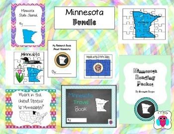 Minnesota Bundle- 8 Resources