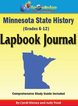 Minnesota State History Lapbook Journal