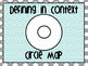 Mint and Grey Thinking Maps