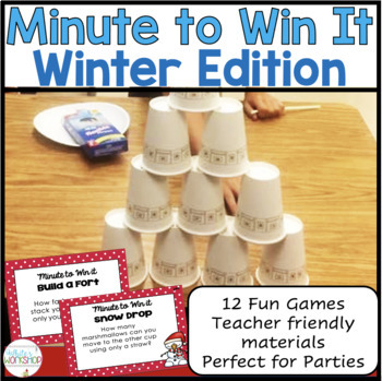 Minute to Win It: Winter Theme