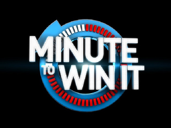 Minute to Win It Game