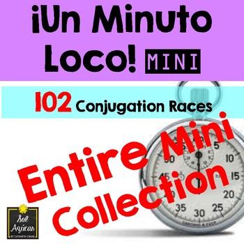 Minuto Loco Mini - Mega BUNDLE - Races for ALL Spanish Ver