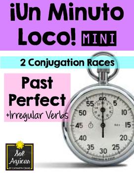 Minuto Loco Mini - Past Perfect with Irregulars - El Plusc