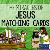 Miracles of Jesus Game