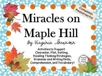 Miracles on Maple Hill by Virginia Sorensen: A Complete No