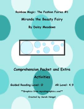 Rainbow Magic: Miranda the Beauty Fairy #1 By Daisy Meadow