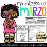 Mis Historias de Comprensión de Marzo (March comprehension
