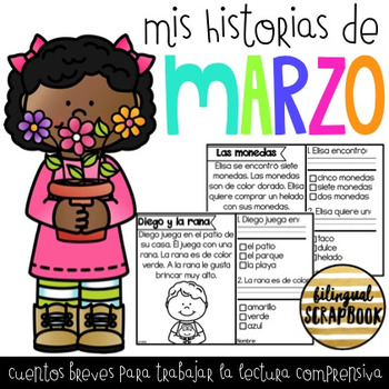 Mis Historias de Comprensión de Marzo (March comprehension