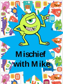 Mischief with Mike-Class Mascot