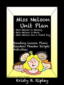 Miss Nelson Unit {CCSS Aligned}