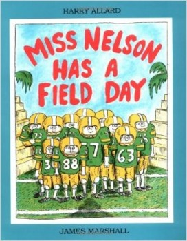 Miss Nelson has a Field Day Reading Guide (Common Core Aligned)