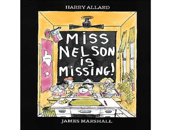Miss Nelson is Missing Vocabulary PP and quiz
