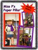 Miss P's Paper Pillar (Intermediate) STEM with a Twist