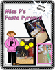 Miss P's Pasta Pyramid (Primary) STEM with a Twist
