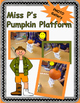 Miss P's Pumpkin Platform (Primary) STEM with a Twist