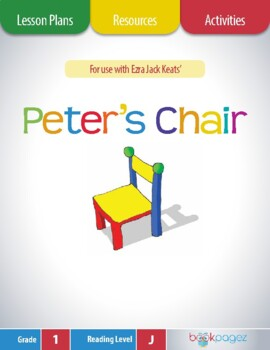 Peter's Chair Lesson Plans & Activities Package, Second Gr