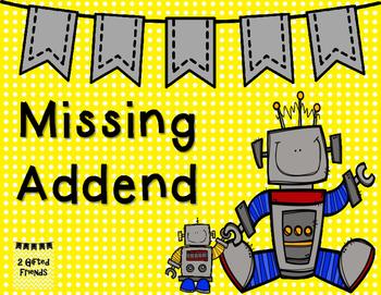 Missing Addend