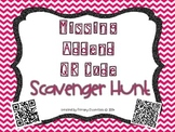 Missing Addend QR Code Scavenger Hunt
