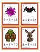 Missing Addends - Math Task Cards 1.OA.D.8