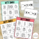Missing Addends {Written Equations & Word Problems, Grades 1-2}