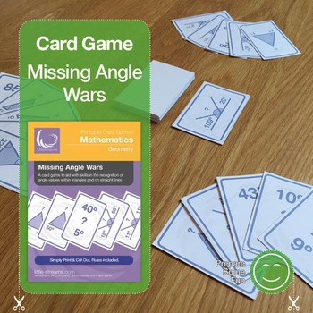 Missing Angle Card Game