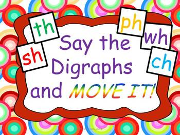 Missing Digraphs MOVE IT!