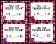 Valentine Missing Factors (Numbers 0-12) Task Cards