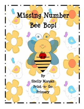 Missing Number Bee Bop