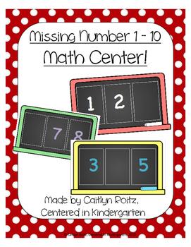 Missing Number Center