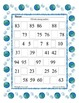 Missing Number - Counting ~ One Work Sheet ~ Many Seasons