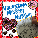 Missing Number - Valentines