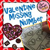 Missing Number - Valentines