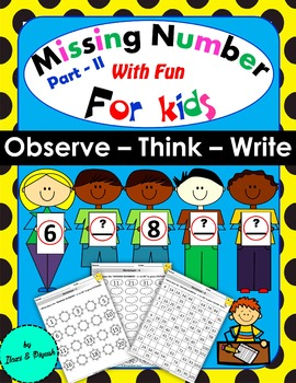 Missing Number_Part - II - Observe – Think – Write