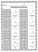 Missing Numbers (Addends & Subtrahends) - Centers and Worksheets